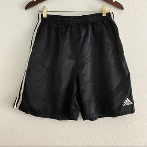 Vintage Adidas Men's Size Medium Shorts 100% Nylon